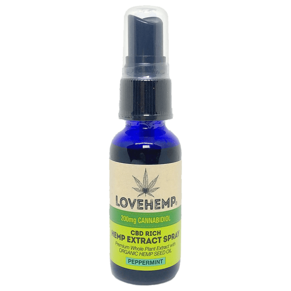 CBD Oil Spray 200mg