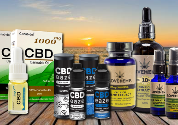 ideal CBD products